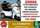 MOTO ELECTRICA MAYORES JEREZ RACING - foto