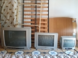 3 televisores regalaos por 70 euritos - foto