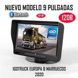 Gps camion igotruck 9 pulgadas 2020 - foto