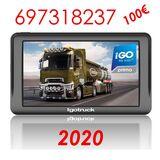 Gps camion igotruck 2020 wifi y bluetoot - foto