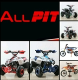 MINI QUADS,  ATV QUAD. . . NUEVOS!!! - GASOLINA Y ELECTRICOS - foto