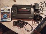 Sega Master System II + juego - foto
