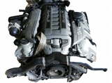 motor porsche panamera 4.8 turbo s cwc - foto