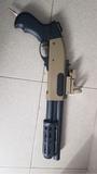 escopeta invicta con sistema hpa - foto