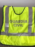 Peto Guardia Civil reflectante - foto