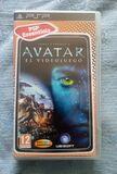 Avatar.Juego para PSP - foto
