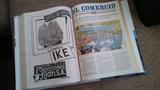 """libro \""""El Comercio\"""" - foto"""