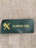 Distintivo anorak servicio Guardia Civil - foto