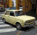 SEAT - 850 SUECIA DE 4 PUERTAS - foto