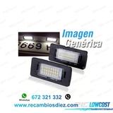 E3c kit luces de matrÍcula led bmw serie - foto