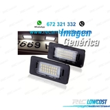 5tf kit luces de matrÍcula led bmw serie - foto
