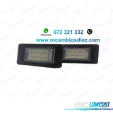 Ttt kit luces de matrÍcula led bmw f32 2 - foto
