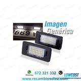 Ufm kit luces de matrÍcula led mini 01-0 - foto
