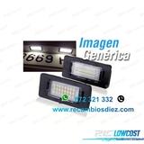 Cl7 kit luces de matrÍcula led mercedes  - foto