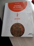 LIBRO HISTORIA DE ESPAÑA 2 BACHILLERATO - foto
