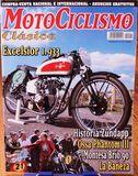 REVISTA MOTOCICLISMO CLÁSICO #1 - foto