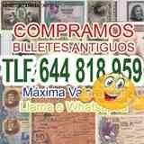 Compramos Billetes Españoles Consulte - foto