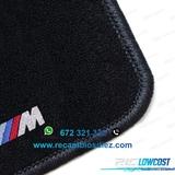 Cwa alfombrillas bmw e36 logo m - foto