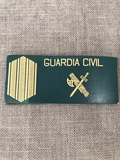 Distintivo Cabo anorak Guardia Civil - foto