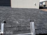 Reparación de tejados de pizarra - foto