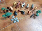 Animalitos granja + dinosaurios - foto