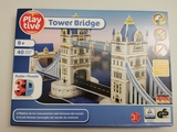 Puzzle3D Tower Bridge, Puente de londres - foto