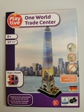 Puzzle 3D  One world trade center - foto