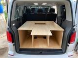 mueble vw transporte caravelle t6 y t6.1 - foto