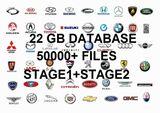 Se vende 22gb de archivos modificados - foto