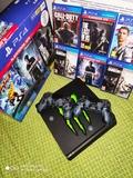 PS4  1TB 2 mandos - foto