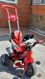 triciclo niño Ferrari - foto