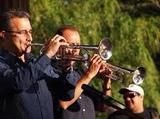 músicos disponibles : violín , saxofón - foto