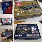 Atari y Megadrive atgames + 3 regalos!! - foto