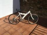 Bicicleta poco uso - foto
