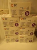 p100 agujas para plumas de insulina 5 mm - foto