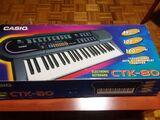 Teclado Casio CTK-80 - foto