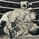 artes marciales, boxeo, jiu-jitsu, mma. - foto