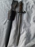cuchillo de la guerra civil - foto