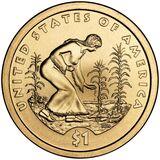 Usa dolar 2009 AMERICAN NATIVE - foto
