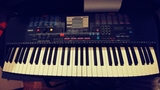 teclado yamaha psr 220 MIDI - foto