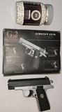 Pistola juguete armería - foto