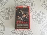 27 Horas VHS - foto