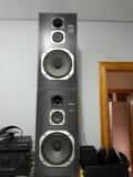 2 altavoces sony 80wtts - foto