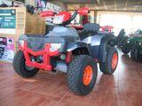 Quad 24V Polaris con ruedas de goma - foto