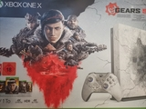 Xbox One X Edición Gears of War - foto