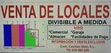 VENDO LOCAL  DESDE 400 .   MES - foto