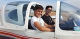 Aventura en avion por huelva - foto