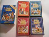 4 dvds magic english - foto
