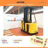HYSTER RECOGEPEDIDOS VERTICAL - foto