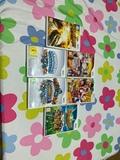 6 juegos de Wii. - foto